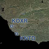 Oxnard (KOXR), Point Mugu NAS (KNTD)