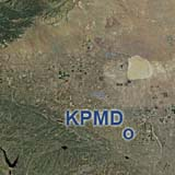 Palmdale (KPMD), Lake Rosamond