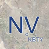 Death Valley National Park Northeast, Beatty (KBTY)