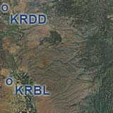 Redding (KRDD), Red Bluff (KRBL)