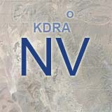 Northern Pahrump Valley, Mercury (KDRA)